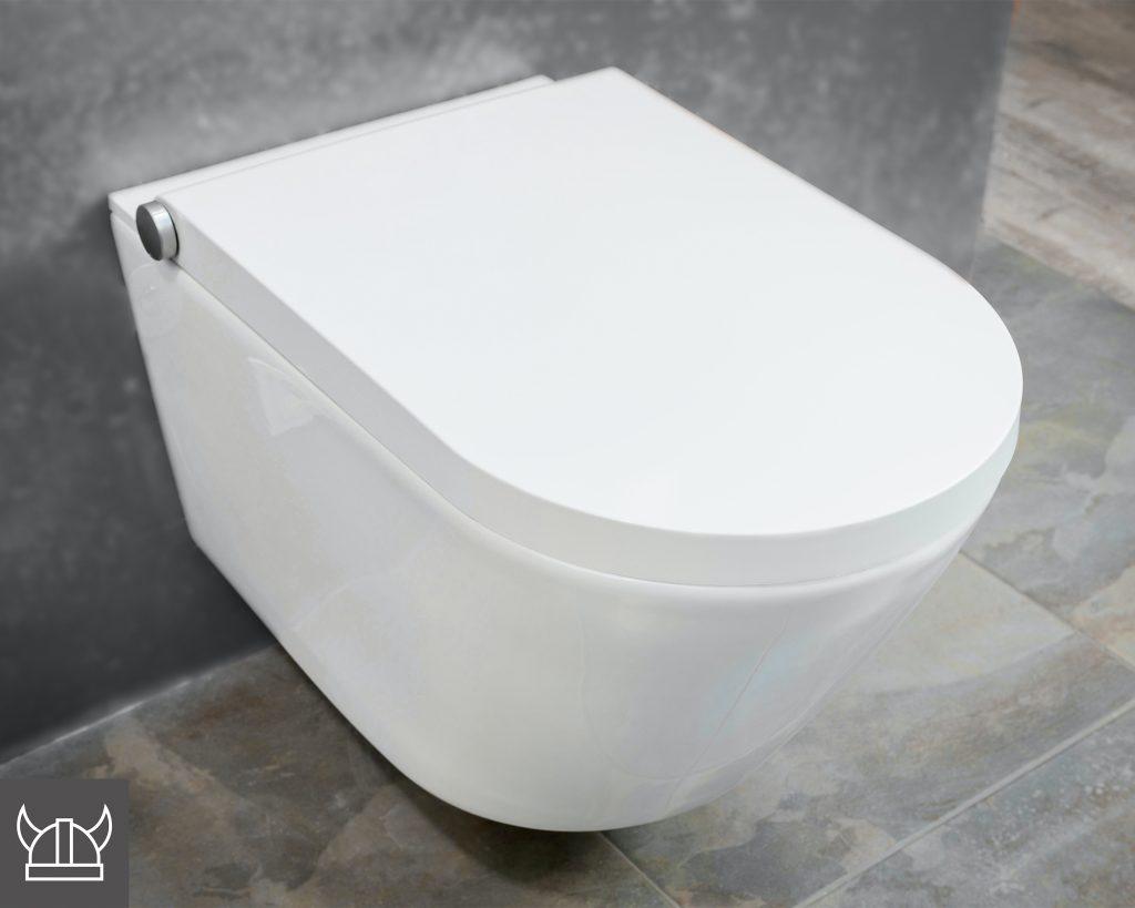 VanFlake Dusch-WC